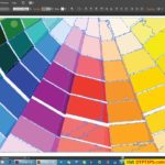 5 Amazing Set of Cool Colour Swatch Palettes for Indesign: Download and Install